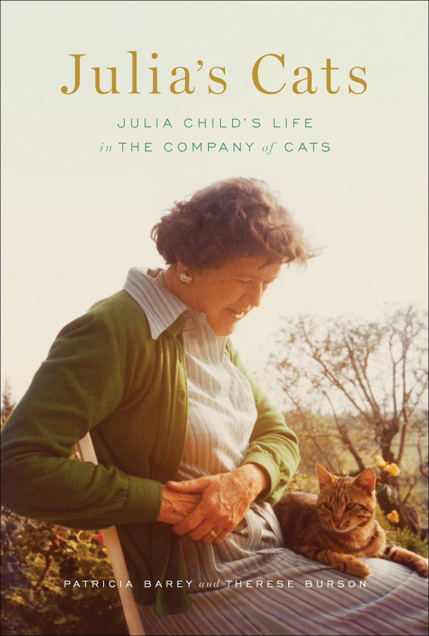 Julia's Cats By: Patricia Barey , Therese Burson