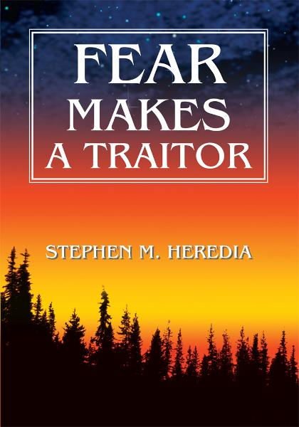 Cover Image: Fear Makes A Traitor