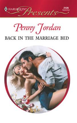 Back in the Marriage Bed By: Penny Jordan