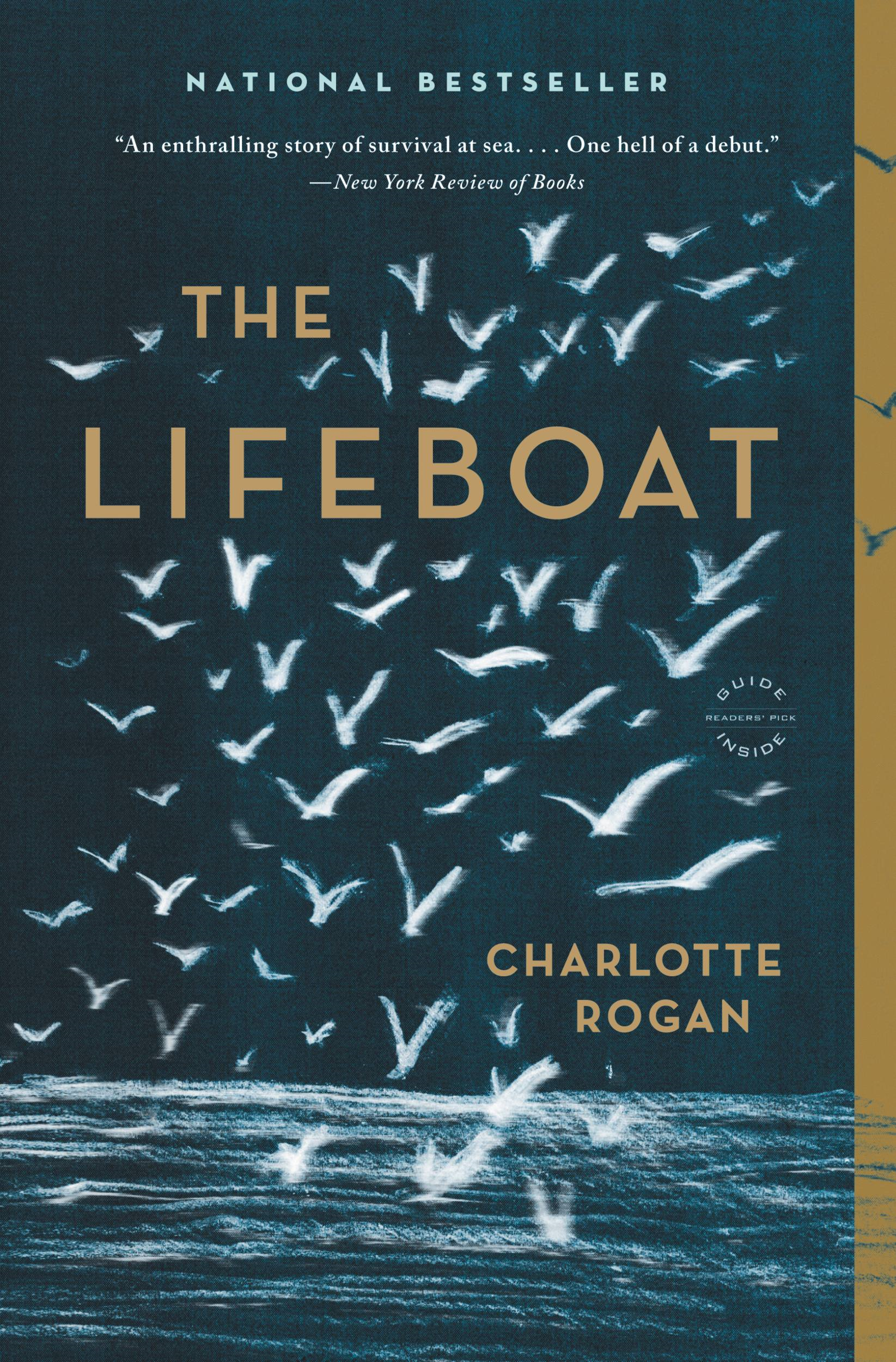 The Lifeboat By: Charlotte Rogan