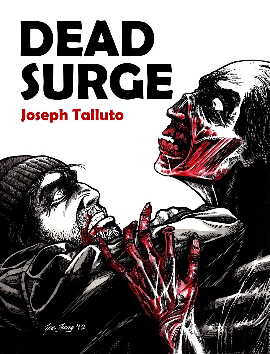 Dead Surge: White Flag Of The Dead Book 5