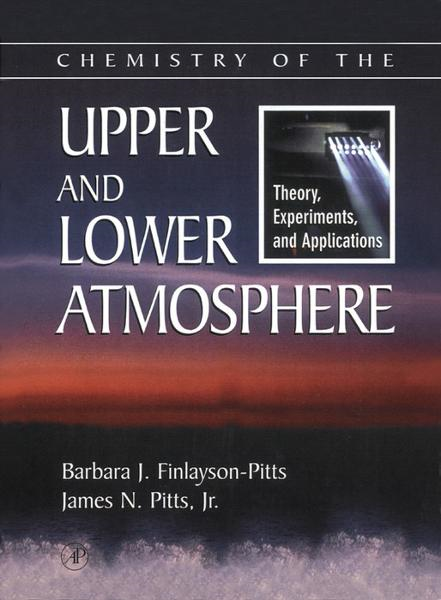 download Chemistry of the Upper and Lower Atmosphere: Theory, Experiments, and Applications book