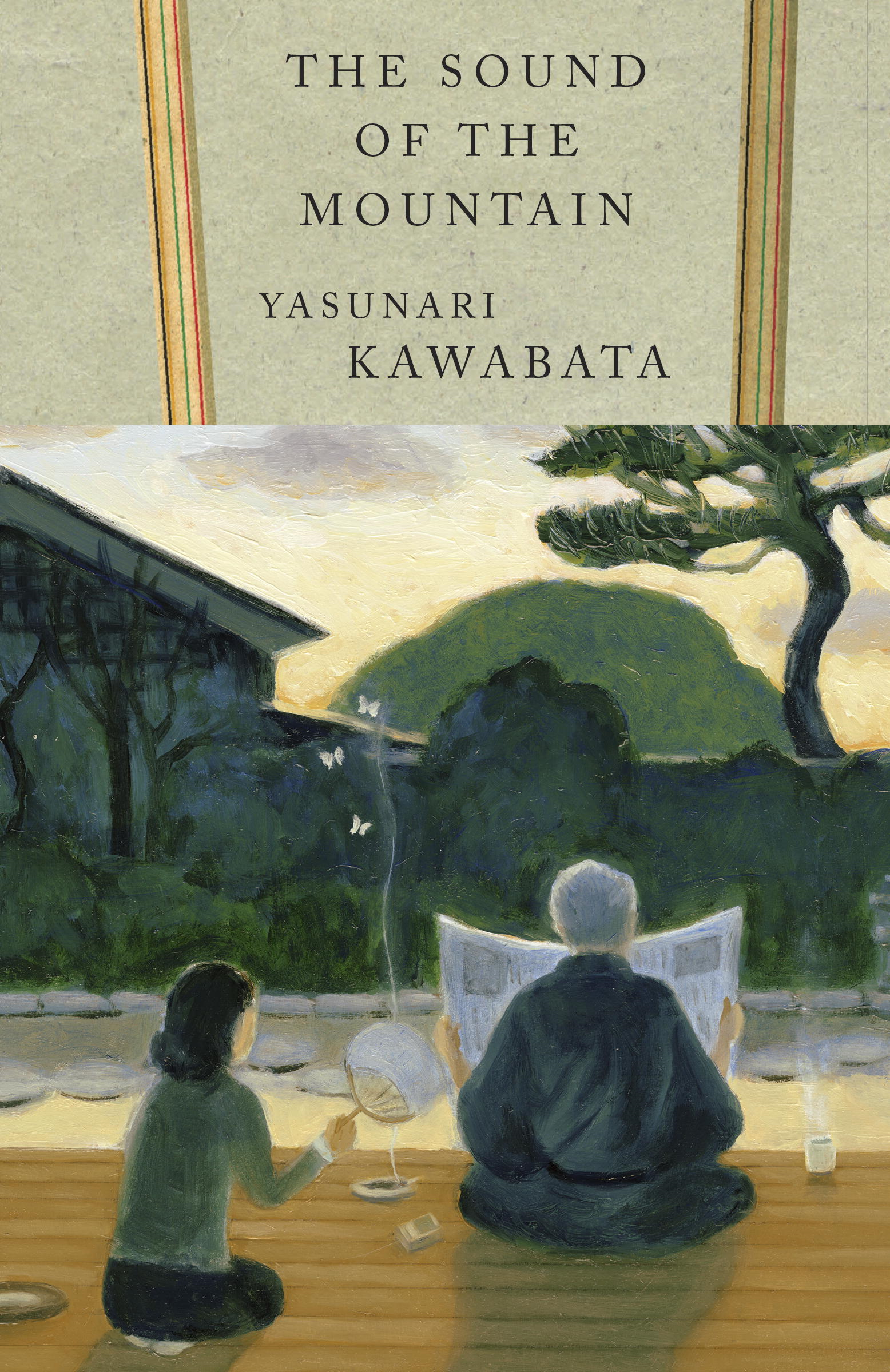 The Sound of the Mountain By: Yasunari Kawabata
