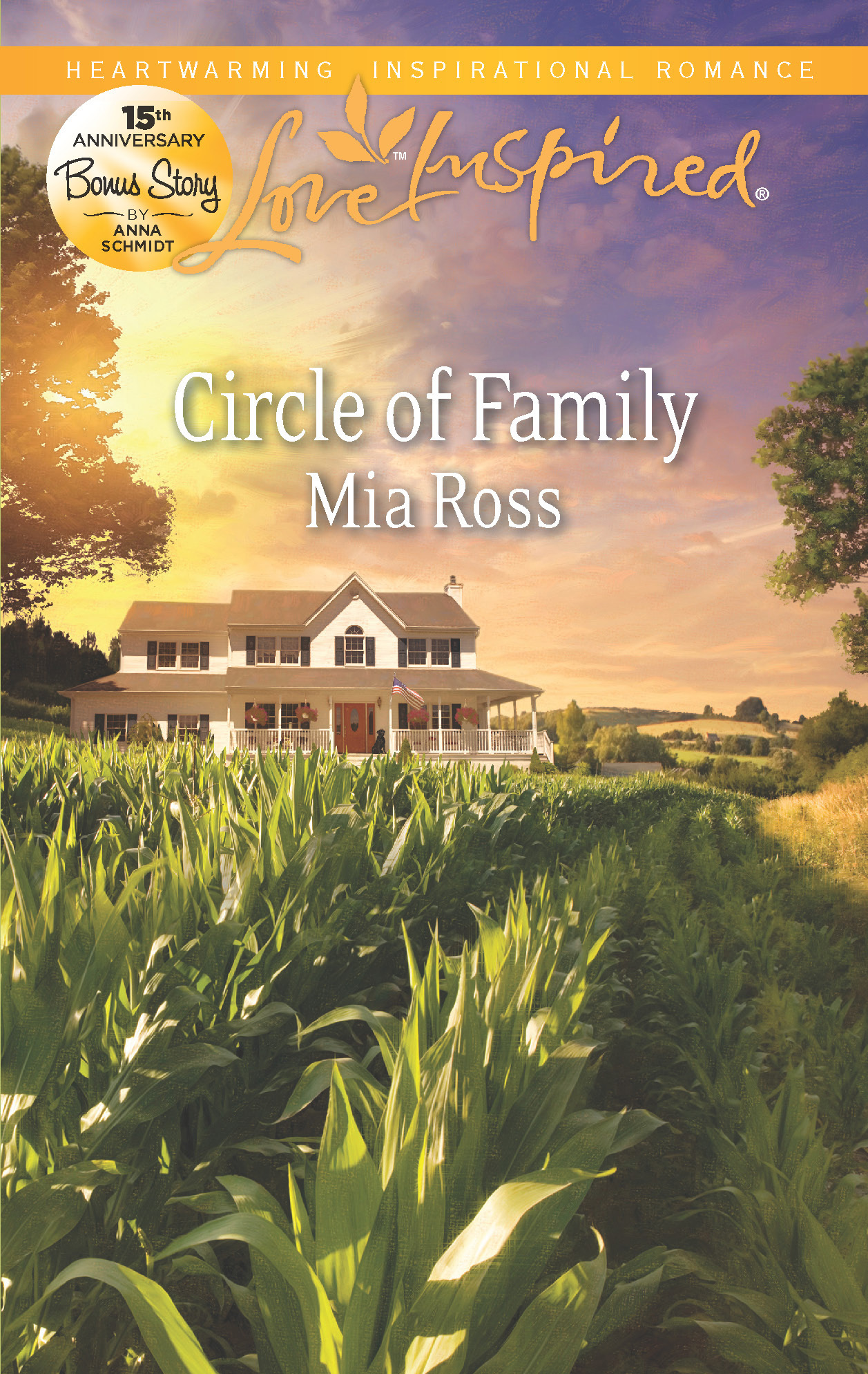 Circle of Family By: Mia Ross