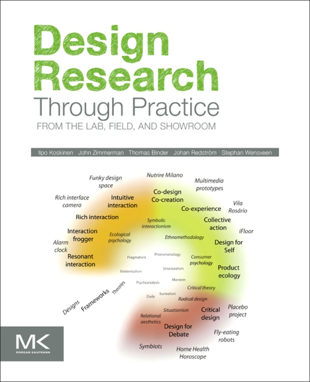 Design Research Through Practice From the Lab,  Field,  and Showroom