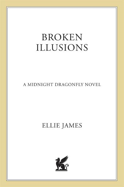 Broken Illusions By: Ellie James