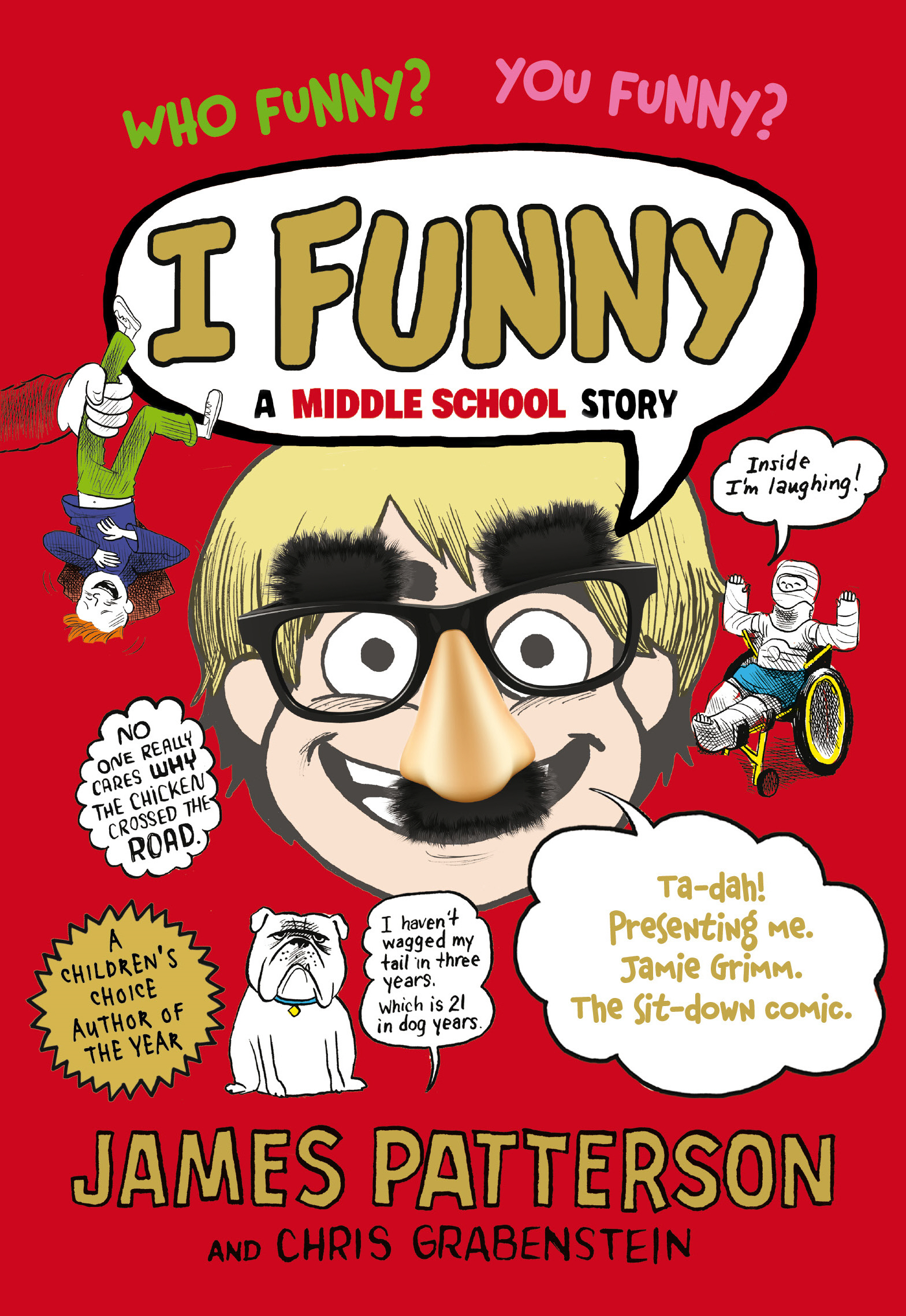 I Funny A Middle School Story