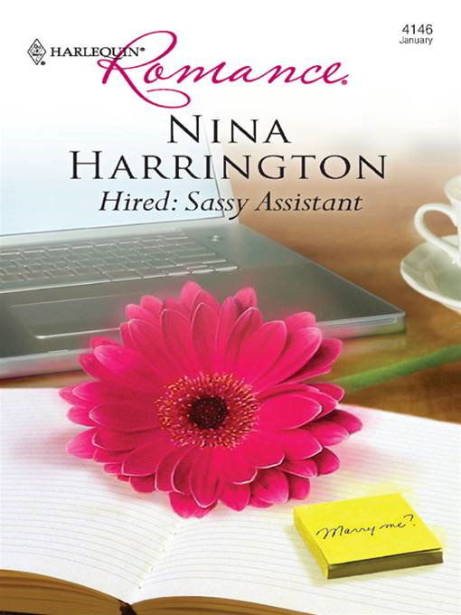 Hired: Sassy Assistant By: Nina Harrington
