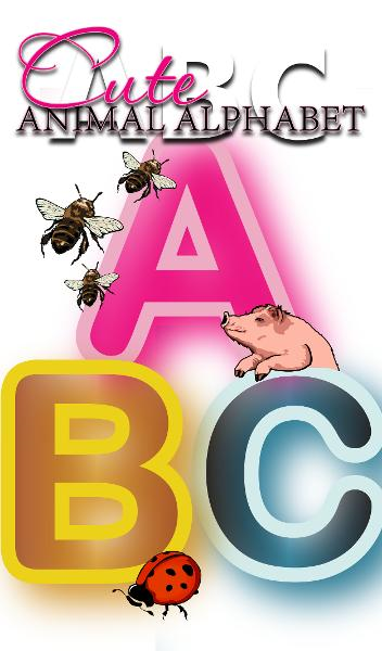 ABC: Cute Animal Alphabet - Spring Mother's Day Gift Idea