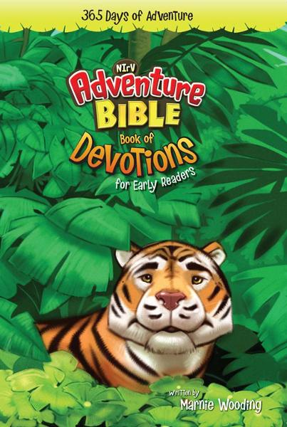 The Adventure Bible for NIrV: Book of Devotions for Early Readers By: Marnie   Wooding