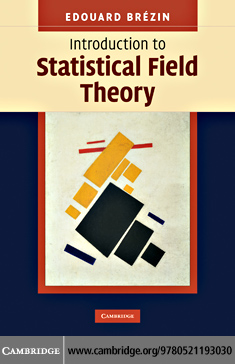 Introduction to Statistical Field Theory By: Brezin, Edouard