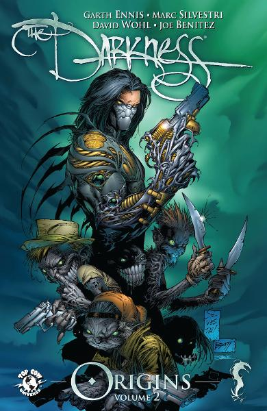 Darkness  #7 By: David Wohl, Christina Z, Steven Harvey Firchow, Cedric Nocon, Stephen Platt, Marc Silvestri, Matt Banning, Andy Bennett, John Livesay, Marc Silvestri, Quantum Color FX, Greg Hammond, Richard Isanove, Bike Kinzle, Matt Nelson, Jonathan D. Smith...