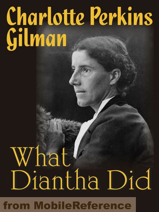 What Diantha Did  (Mobi Classics)