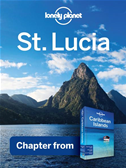 Lonely Planet St Lucia: