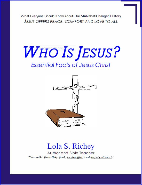 Who Is Jesus?: Essential Facts of Jesus Christ