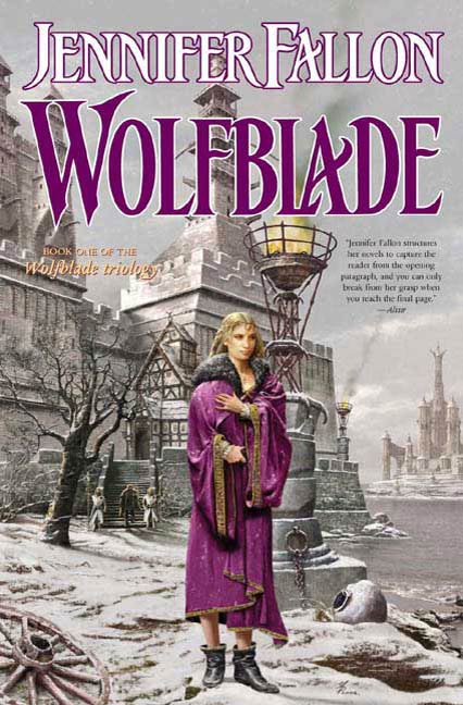 Wolfblade By: Jennifer Fallon