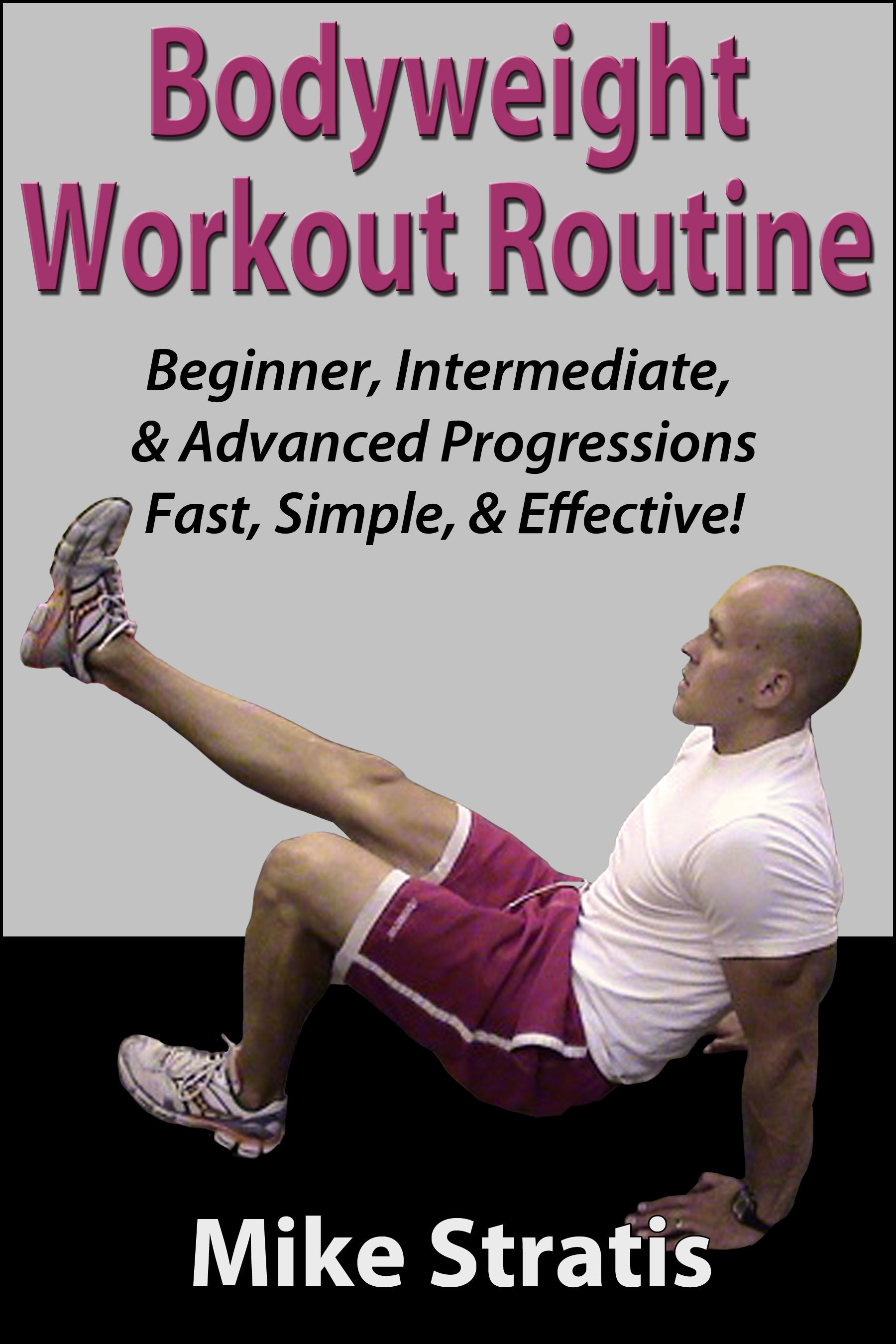 Bodyweight Workout Routine