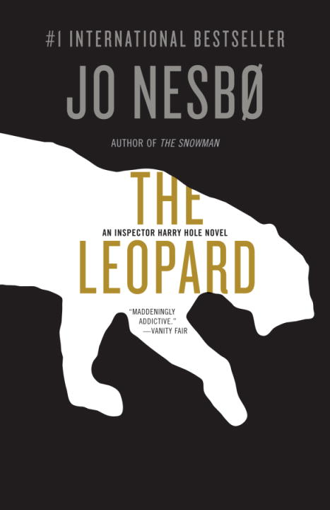 The Leopard By: Jo Nesbo