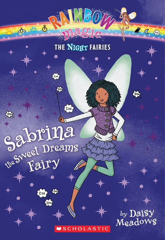 Night Fairies #7: Sabrina the Sweet Dreams Fairy