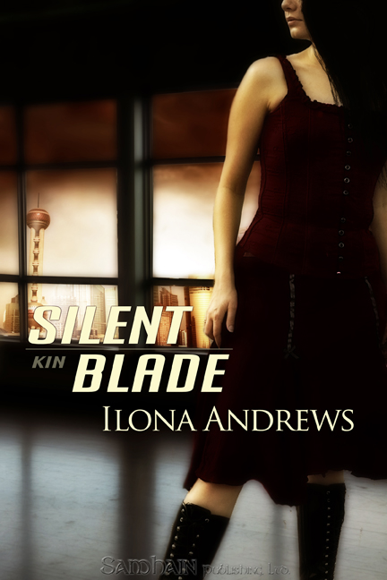 Silent Blade By: Ilona Andrews