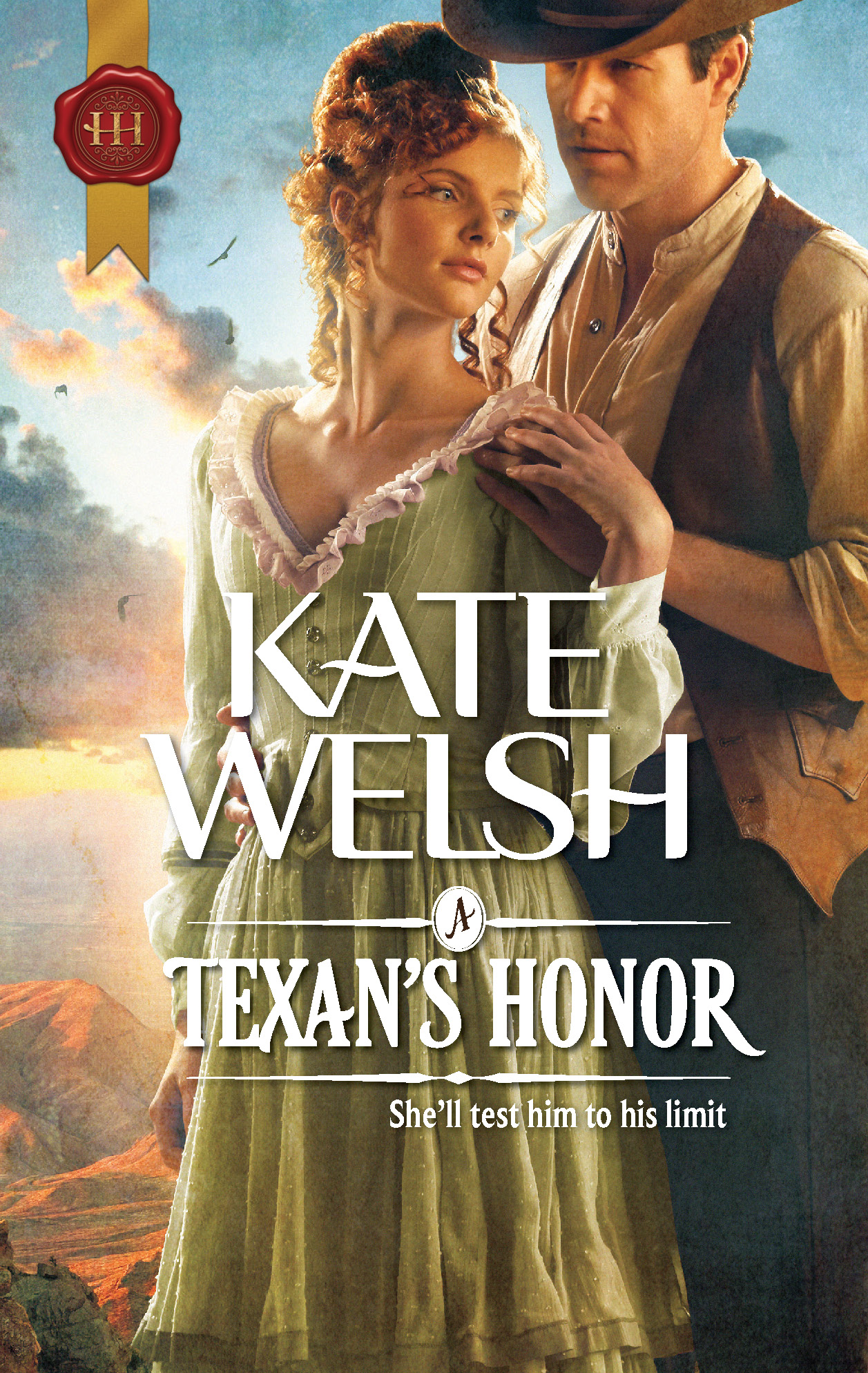 A Texan's Honor By: Kate Welsh