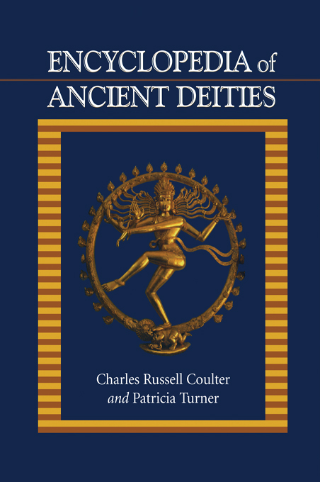 Encyclopedia of Ancient Deities