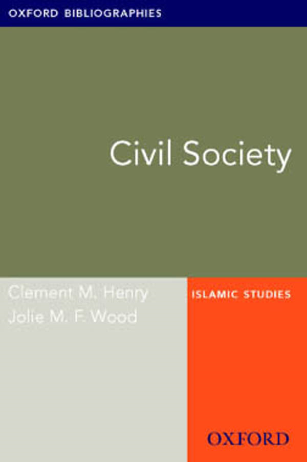Civil Society: Oxford Bibliographies Online Research Guide