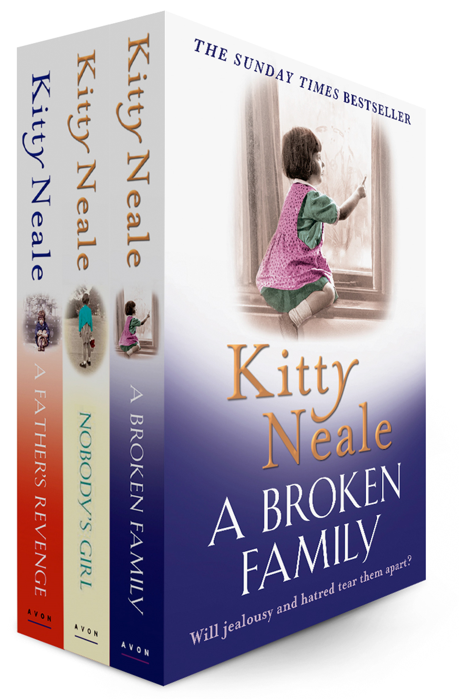 Kitty Neale 3 Book Bundle