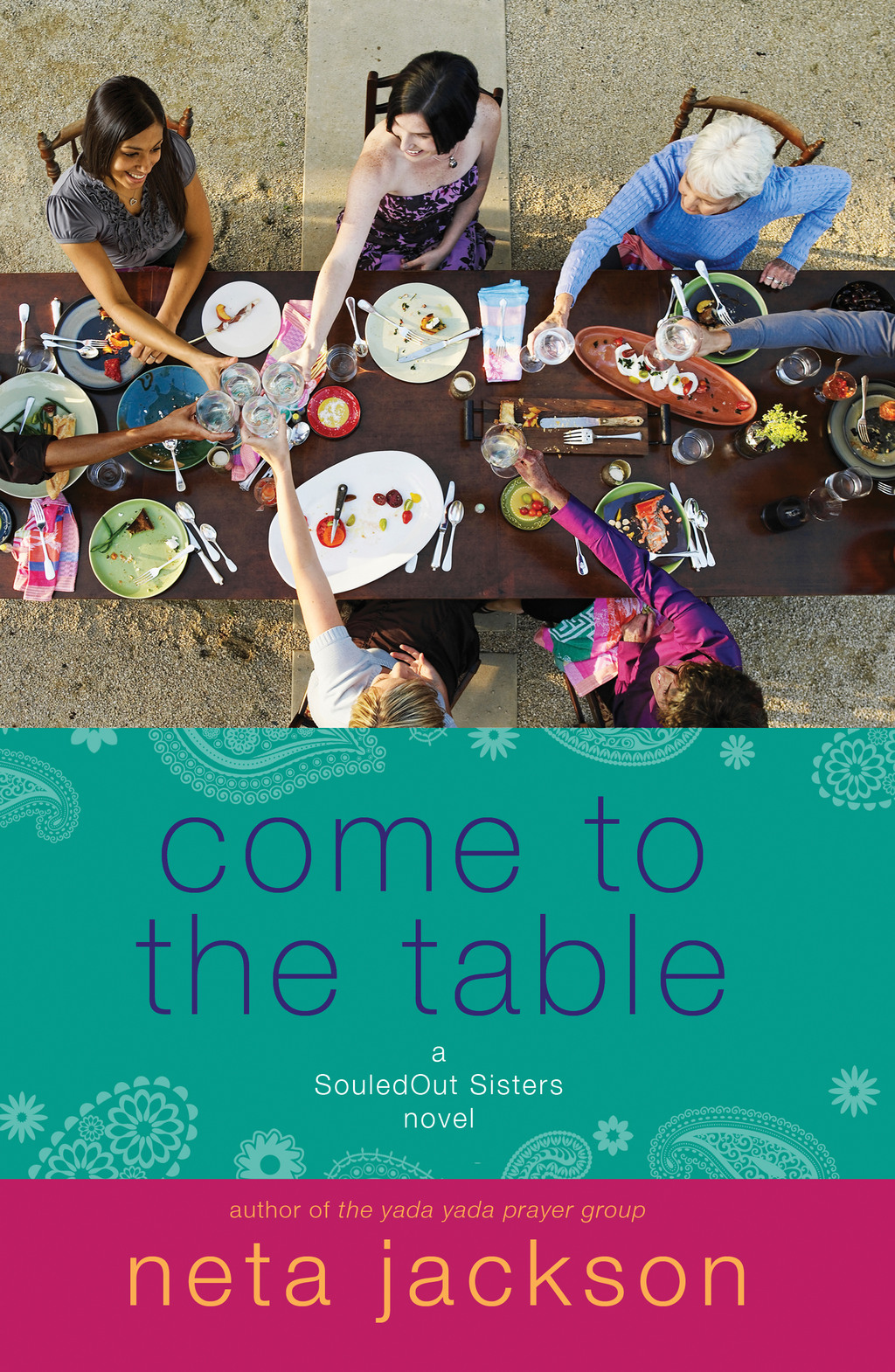 Come to the Table By: Neta Jackson