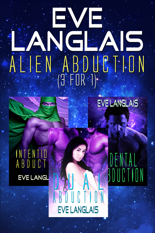 Alien Abduction Bundle (3-in-1) By: Eve Langlais