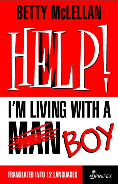 HELP! I'm Living With a  Man Boy