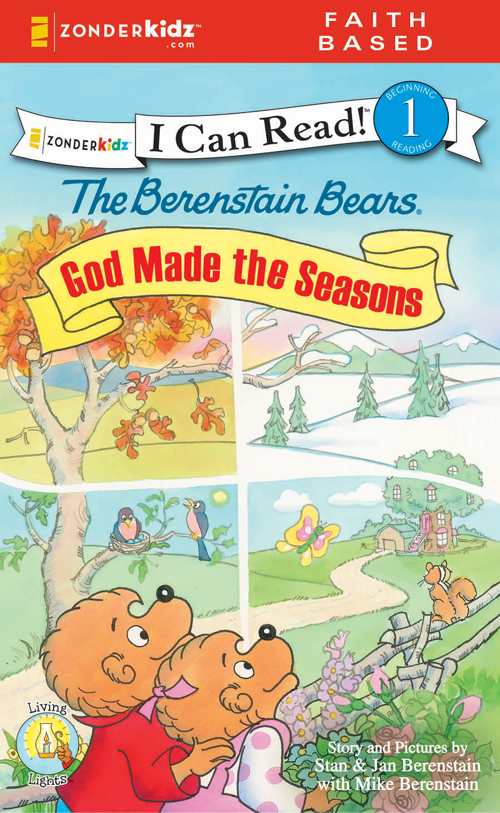 The READ and HEAR edition: Berenstain Bears, God Made the Seasons