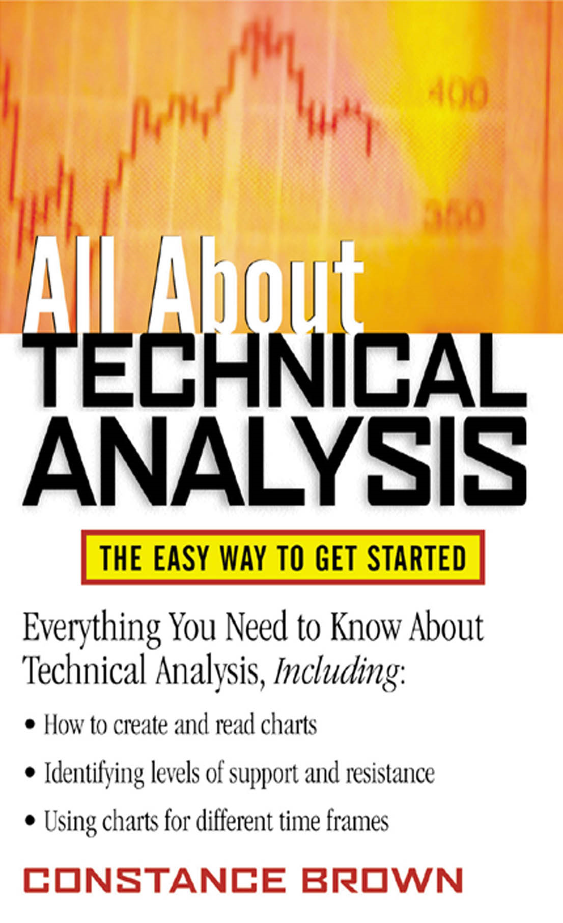 All About Technical Analysis : The Easy Way to Get Started