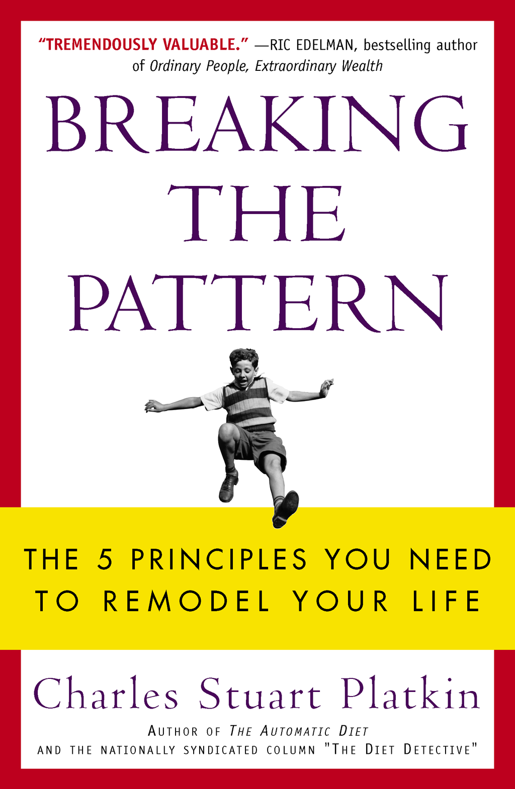 Breaking the Pattern By: Charles Platkin