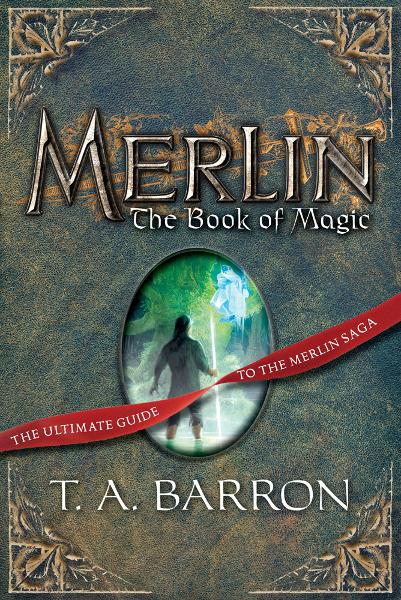The Book of Magic: Book 12 By: T. A. Barron,August Hall