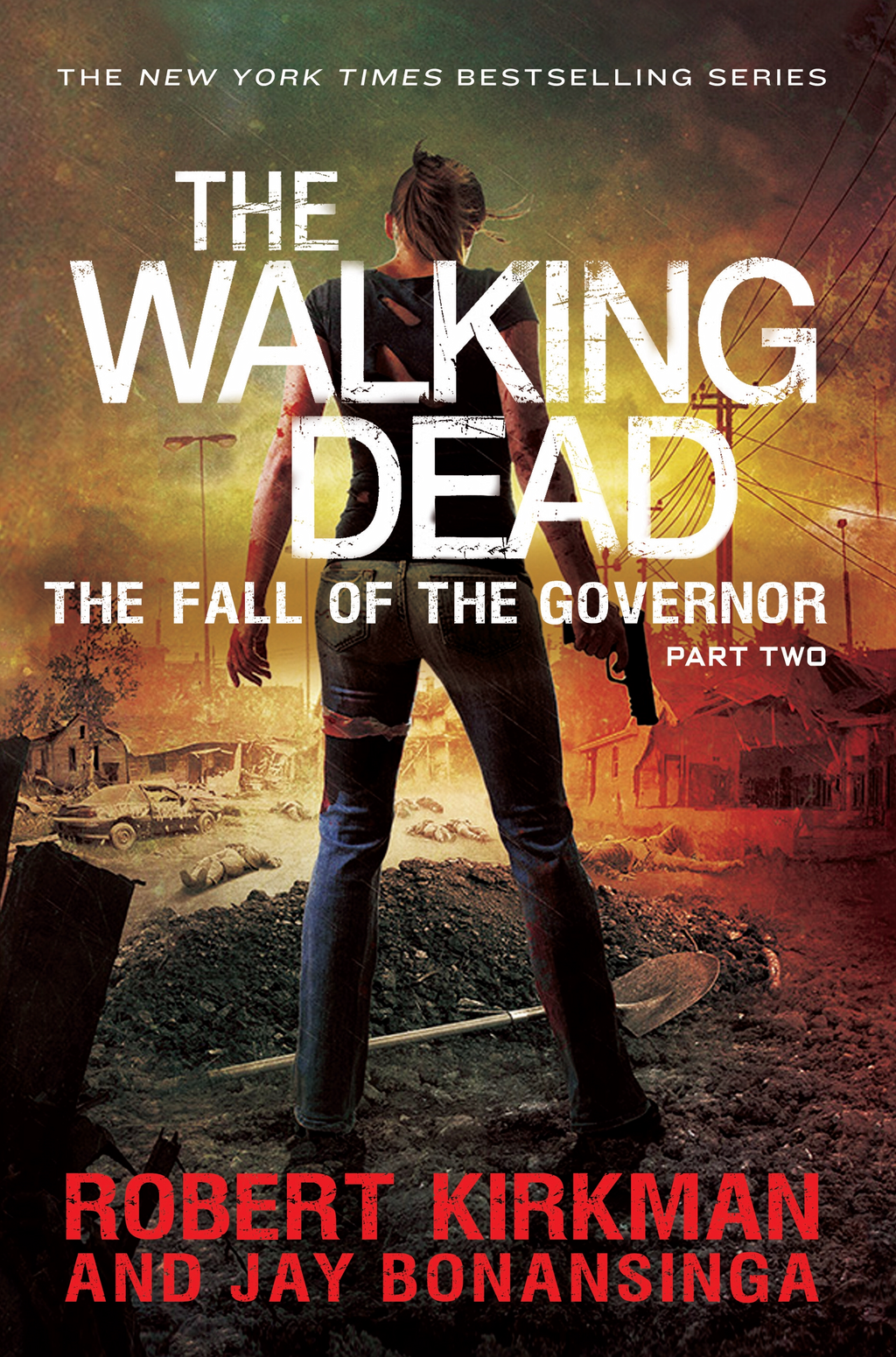 The Walking Dead: Fall of the Governor Part Two