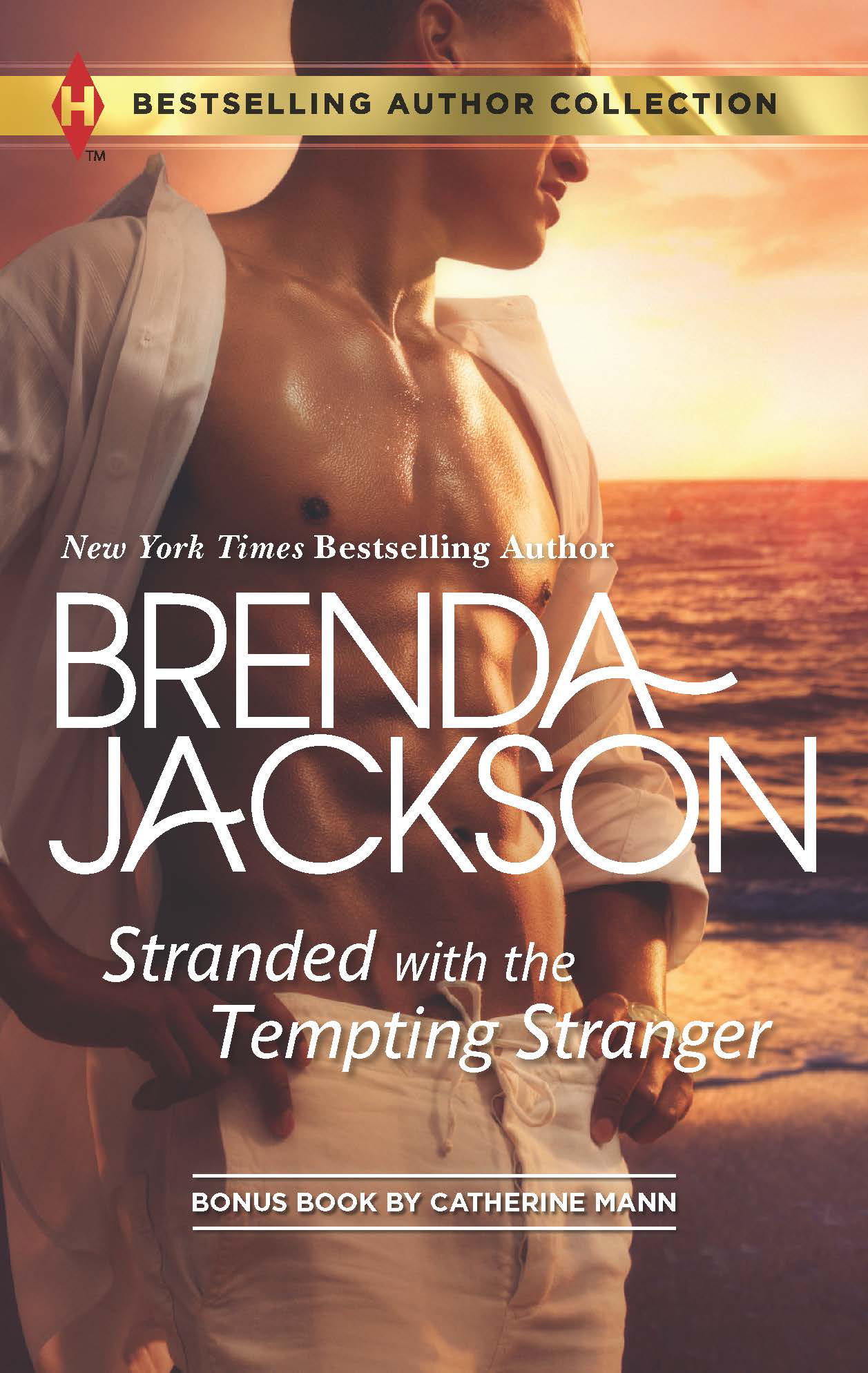Stranded with the Tempting Stranger By: Brenda Jackson,Catherine Mann