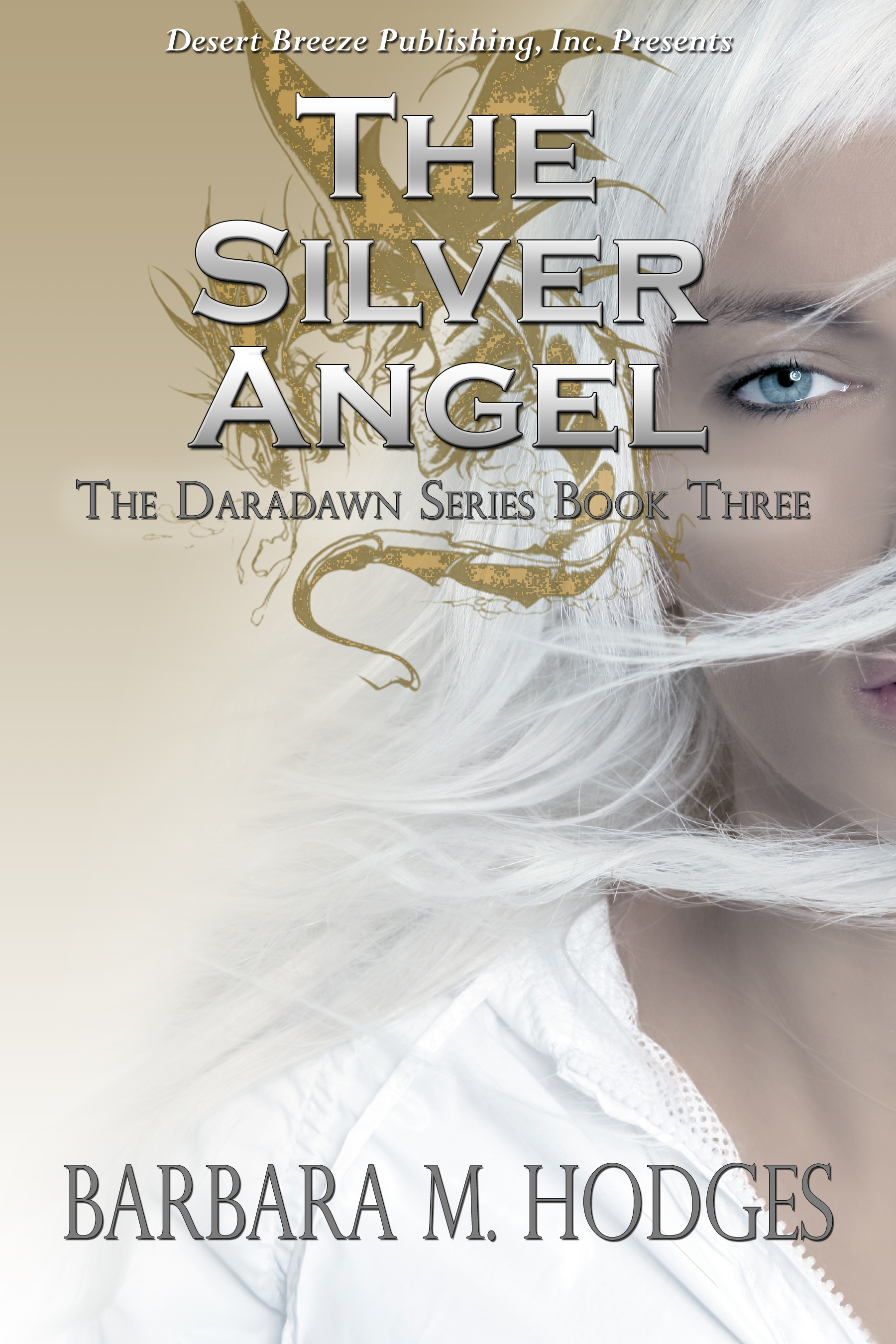 Daradawn Book Three: The Silver Angel