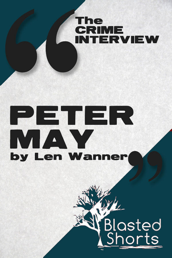 The Crime Interview: Peter May