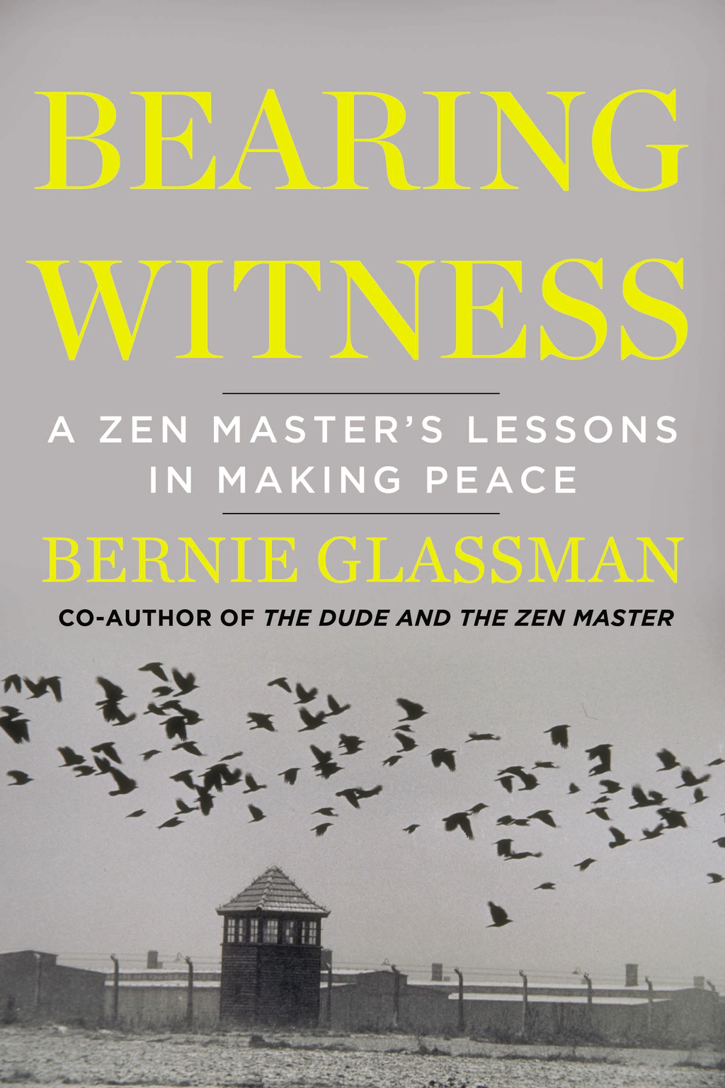 Bearing Witness By: Bernie Glassman