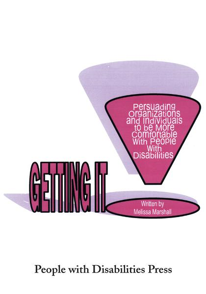 Getting It By: Melissa Marshall
