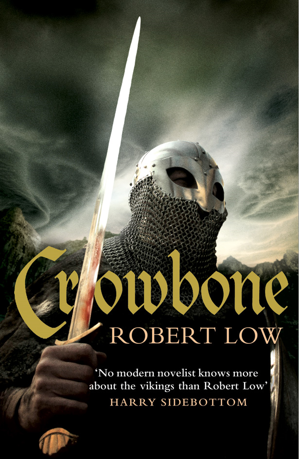 Crowbone By: Robert Low