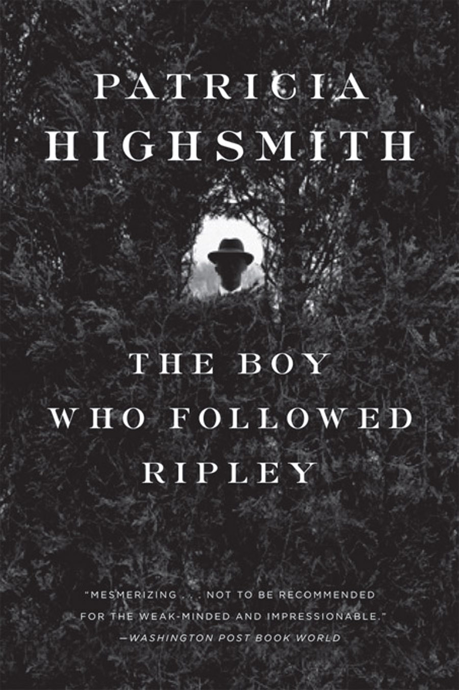 The Boy Who Followed Ripley By: Patricia Highsmith