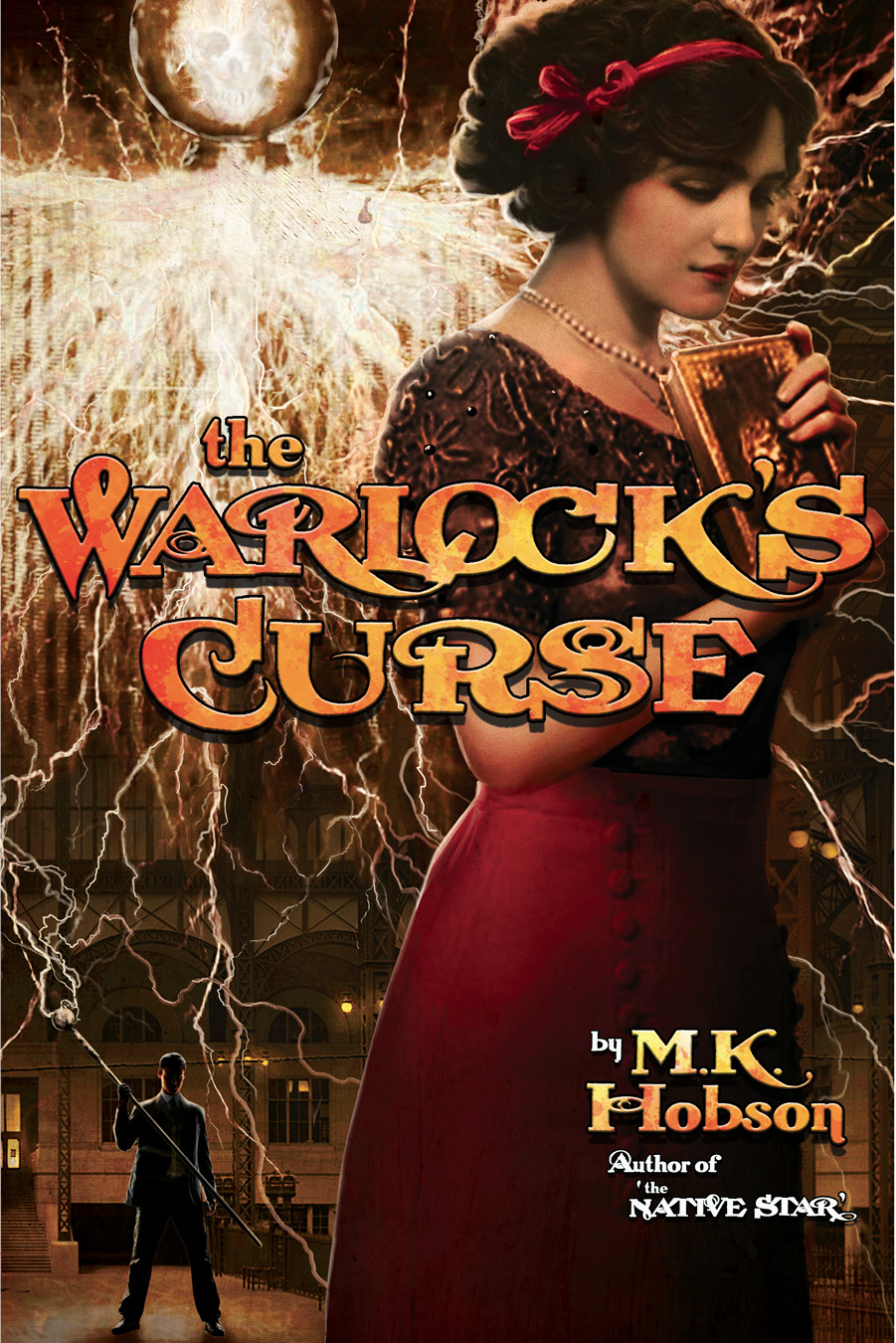 The Warlock's Curse By: M.K. Hobson