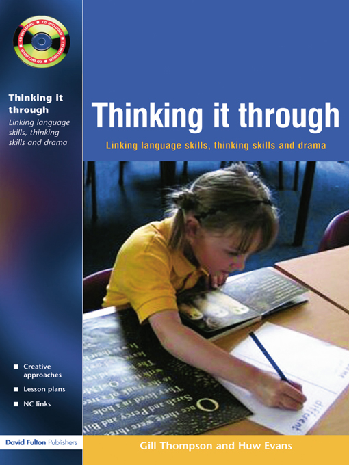 Thinking it Through By: Gill Thompson,Huw Evans