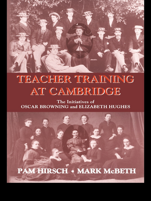 Teacher Training at Cambridge
