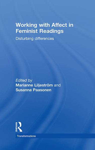 Working with Affect in Feminist Readings: