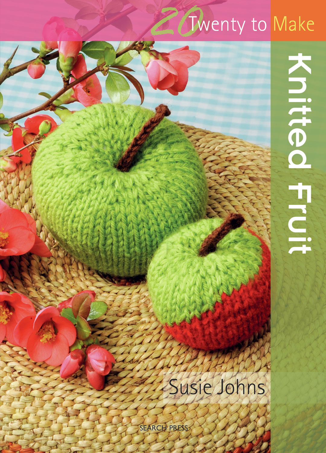 Knitted Fruit By: Susie Johns