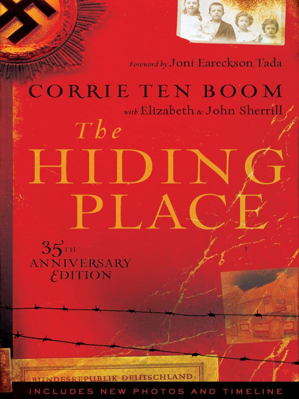 Hiding Place, The By: Corrie ten Boom,Elizabeth Sherrill,John Sherrill