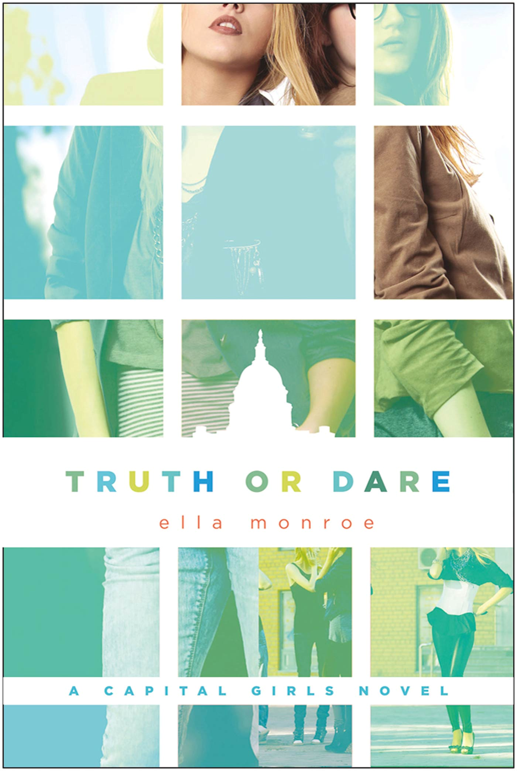 Truth or Dare By: Ella Monroe